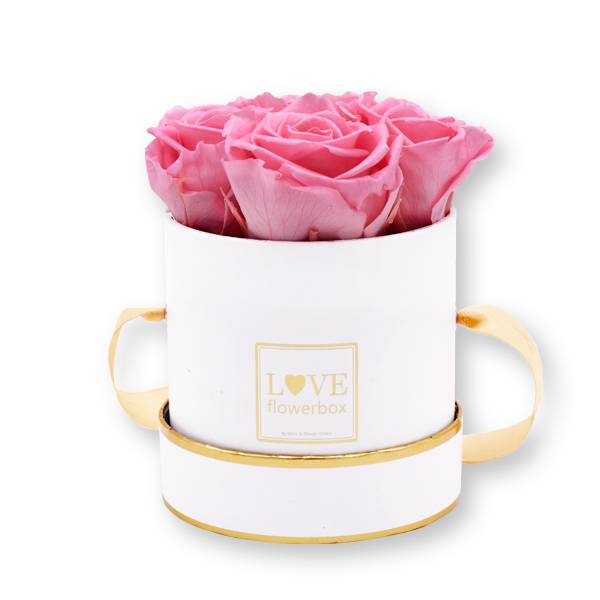 Flowerbox_rosenbox_blumenbox_rund_Small_weiss_gold_Infinity_Rosen_babypink_rosa_hellrosa.jpg
