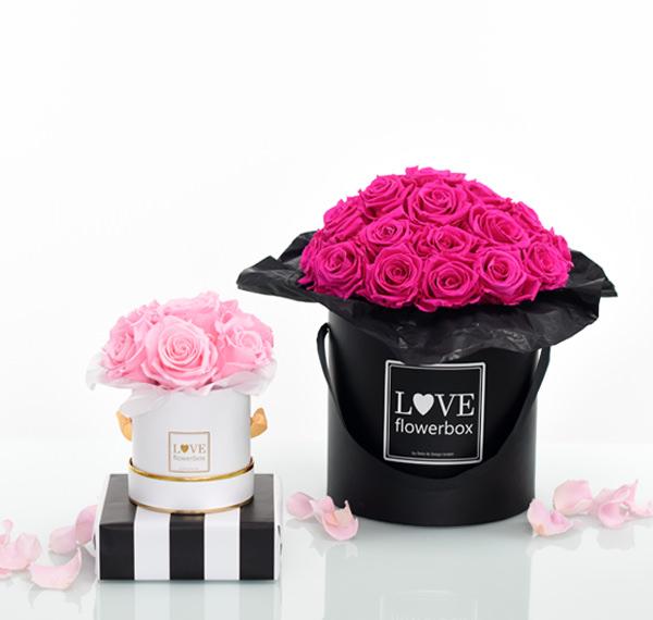 Bouquet rund