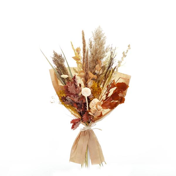 Trockenblumenstrauß Herbstmoment M