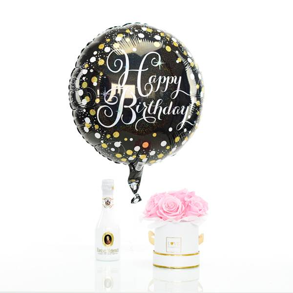 Set_Flowerbox_Bouquet_Small_weiss_gold_bridal_pink_rosa_Luftballon_happybirthday_Sekt_klein.jpg