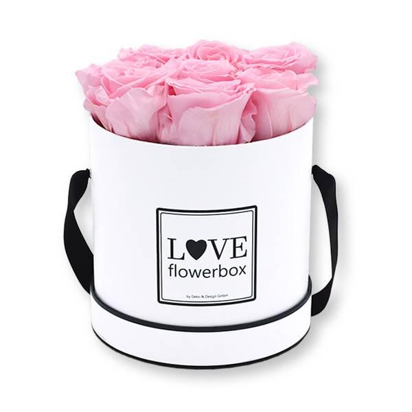 Flowerbox_rosenbox_blumenbox_rund_Medium_weiss_Infinity_Rosen_bridalpink_rosa.jpg