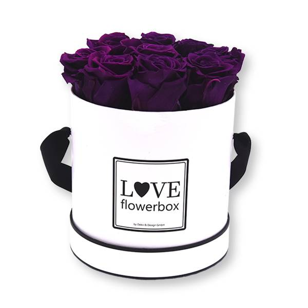 Flowerbox_rosenbox_blumenbox_rund_Medium_weiss_Infinity_Rosen_lilac_lila.jpg