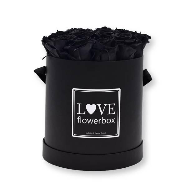 Flowerbox_rosenbox_blumenbox_rund_Large_schwarz_Infinity_Rosen_black_schwarz.jpg