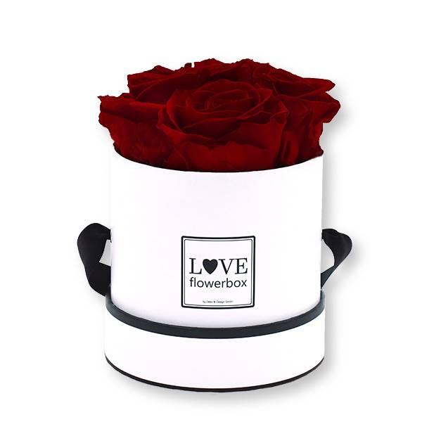 Flowerbox_rosenbox_blumenbox_rund_Small_weiss_Infinity_Rosen_burgundy_bordeaux.jpg