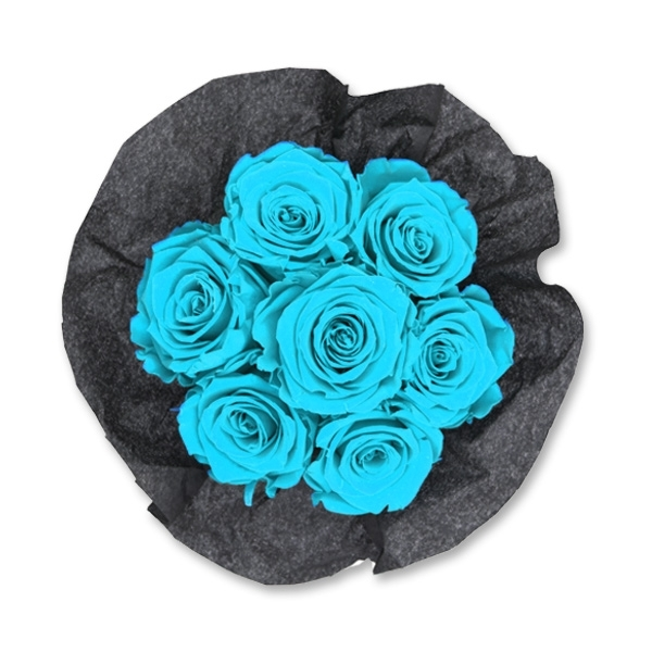 Bouquet | Small | Aqua (Türkis)
