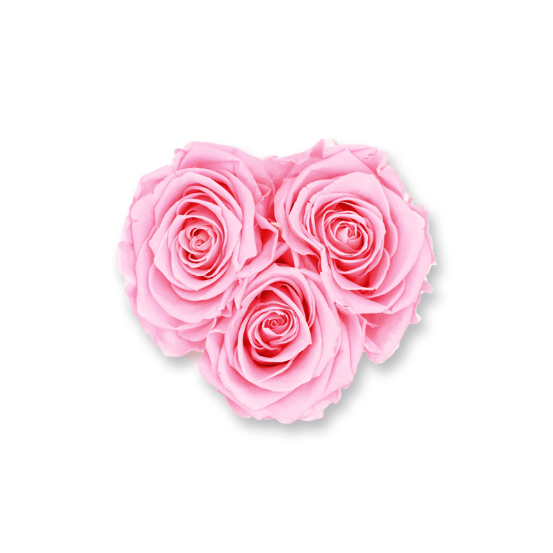 Herzbox | Mini | baby pink (rosa)