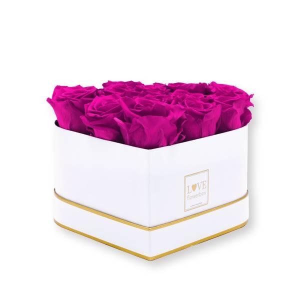 Flowerbox_rosenbox_blumenbox_Herz_herzfoermig_Medium_weiss_gold_Infinity_Rosen_hot_pink.jpg