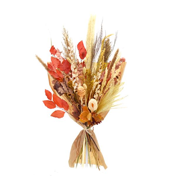 Trockenblumenstrauß Herbstmoment L