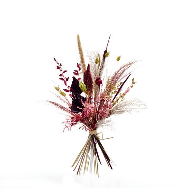 Trockenblumenstrauß Goldener Beerenglanz M | Trockenblumen beere-lila-gold