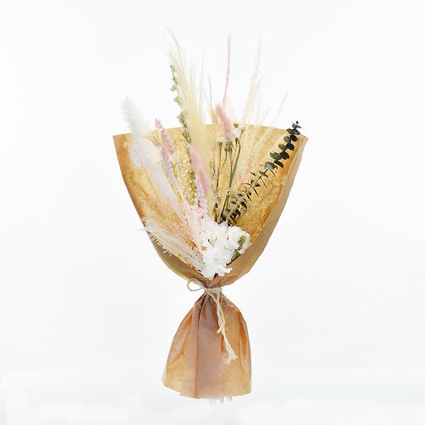 Trockenblumenstrauß Sommertraum M