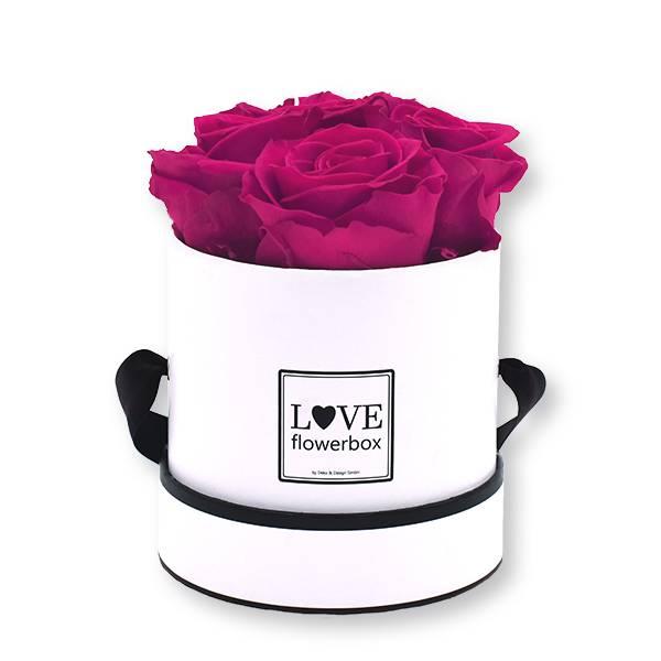Flowerbox_rosenbox_blumenbox_rund_Small_weiss_Infinity_Rosen_rasberry_himbeere.jpg