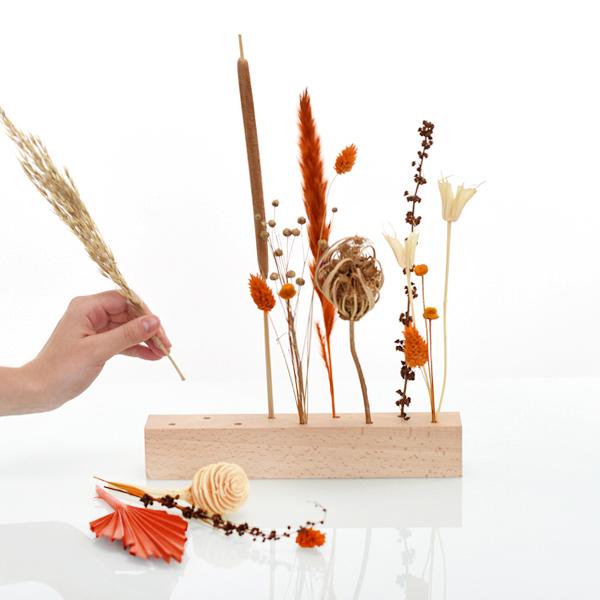 Blütenleiste Amberliebe