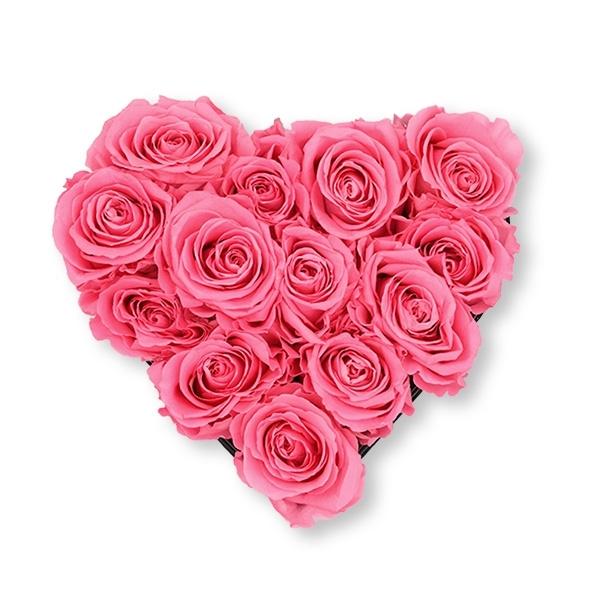 Herzbox | Medium | Baby Pink (Rosa)