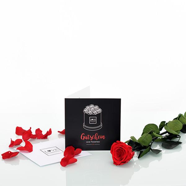 Gutscheine Flowerbox
