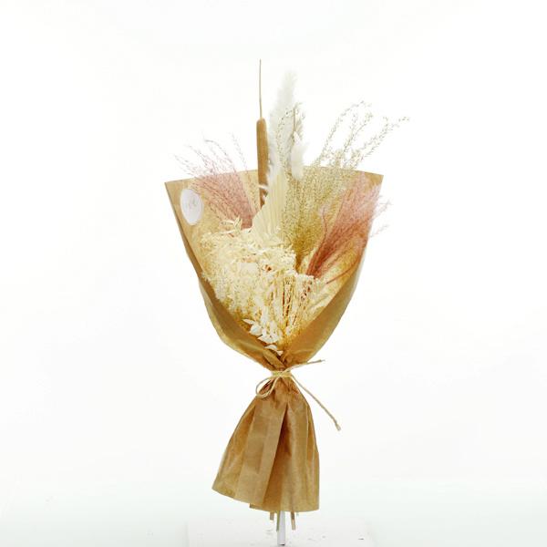 Trockenblumenstrauß Pampasliebe M
