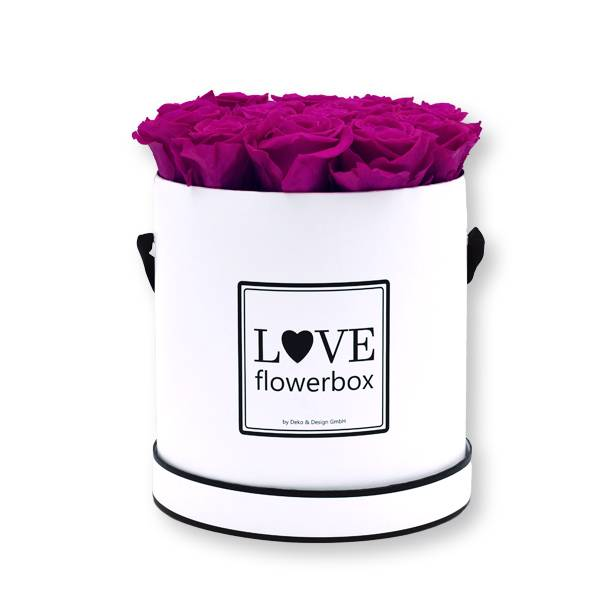 Flowerbox_rosenbox_blumenbox_rund_Large_weiss_Infinity_Rosen_purpur_lila.jpg