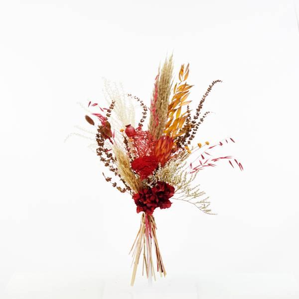 Trockenblumenstrauß Herbststimmung M   Trockenblumen Herbsttöne